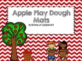 Play Dough Counting Mats