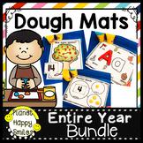 Dough Mat Bundle for Math and Language Arts