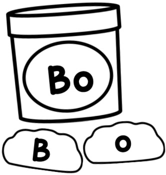 Play Dough Editable Name Activity