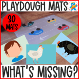 20 Play Dough Mats. Fun and engaging. Hands-on learning fi