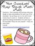 Play Dough Hot Chocolate Math Mats