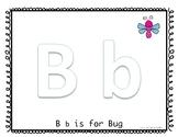 Alphabet Mat: B is for Bug
