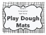 Play Dough Mat FREEBIE