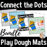 Play Dough Mats for Articulation Bundle