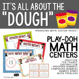 Playdough Math Centers