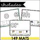Play Dough Mats Bundle 1