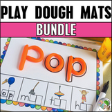 Play Dough Mats Bundle 1