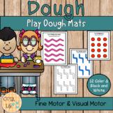 Fine Motor Play Dough Mats