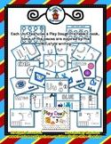 Play Dough Mats / Activities - Preschool Basics - Unit 3