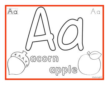 Play Dough Mats - Alphabets (Letters Aa-Zz)
