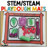 Play Dough Mats for STEM STEAM