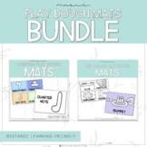 Play Dough Mats Bundle | Music Center Activity