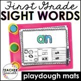 Dolch Sight Words Play Dough Mats -  (First Grade List)