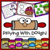 Dough Mat Bundle January February and March