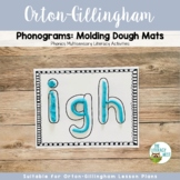 Orton-Gillingham Activities: Phonogram Play-Dough Mats