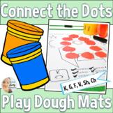Speech Play Dough Mats for Articulation