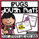Play Dough Mats for Spring, Bugs and Insects