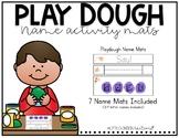 Play Dough Name Mats
