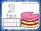 Play Dough Number Mats 1-10