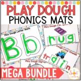 Play Dough Phonics Mats BUNDLE