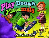 Play Dough Place Mats – Animals