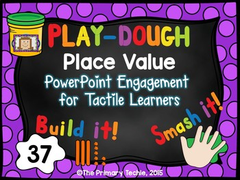 Play Dough Place Value