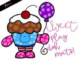 Play Dough Sight Word Mats! First Grade List