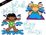 Play Dough Sight Word Mats! Primer List