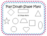 Play-Dough Simple Shape Mat