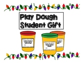 Play Dough Student Gift