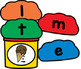 Play Dough Word Building Activity Bundle - CVC, CVCC, CVCE, and CCVC Words