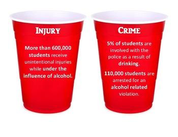 Play It Safe Alcohol Bulletin Board