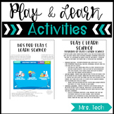 Play & Learn Science Activities