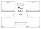 Play Log