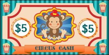 Play Money : Circus Cash