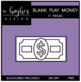 Blank Play Money Clipart {A Hughes Design}