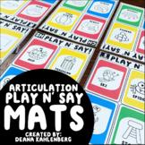 Play N' Say Mats