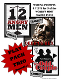 Play Pack Trio Bundle (12 Angry Men, Oedipus Rex / King, & The Odd Couple)