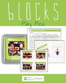 Play Pics - Functional Play with Blocks