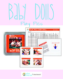 Play Pics - Functional Play with a Baby Doll