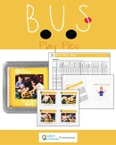 Play Pics - Functional Play with a Bus