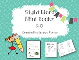 Play Sight Word Mini Book