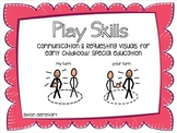 Communicate Through PLAY! Visuals for Special Education