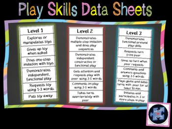 Play Skills Data Sheet