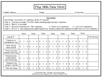 Play Skills Pack