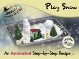 Play Snow - Animated Step-by-Step Recipe - Regular