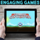 Play Video Games about Types of Energy & Light - Transfer of Energy & Forces