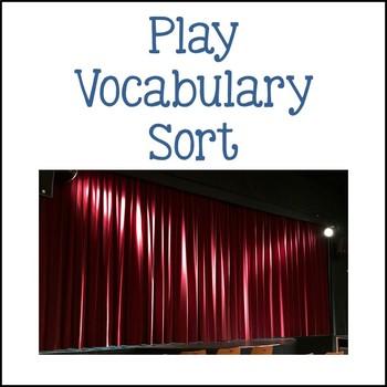 Play Vocabulary Sort