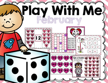 Play With Me: February Edition