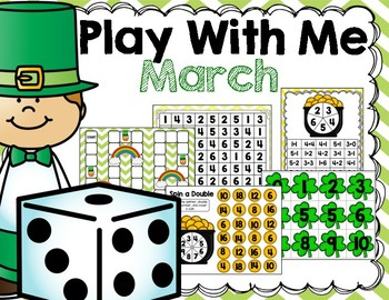 Play With Me: March Edition